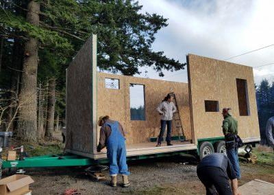 Gunderson Tiny House on Wheels