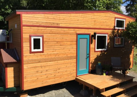 Aspire Tiny House on Wheels