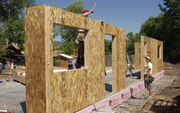 Tiny House Plans And Structural Insulated Panels